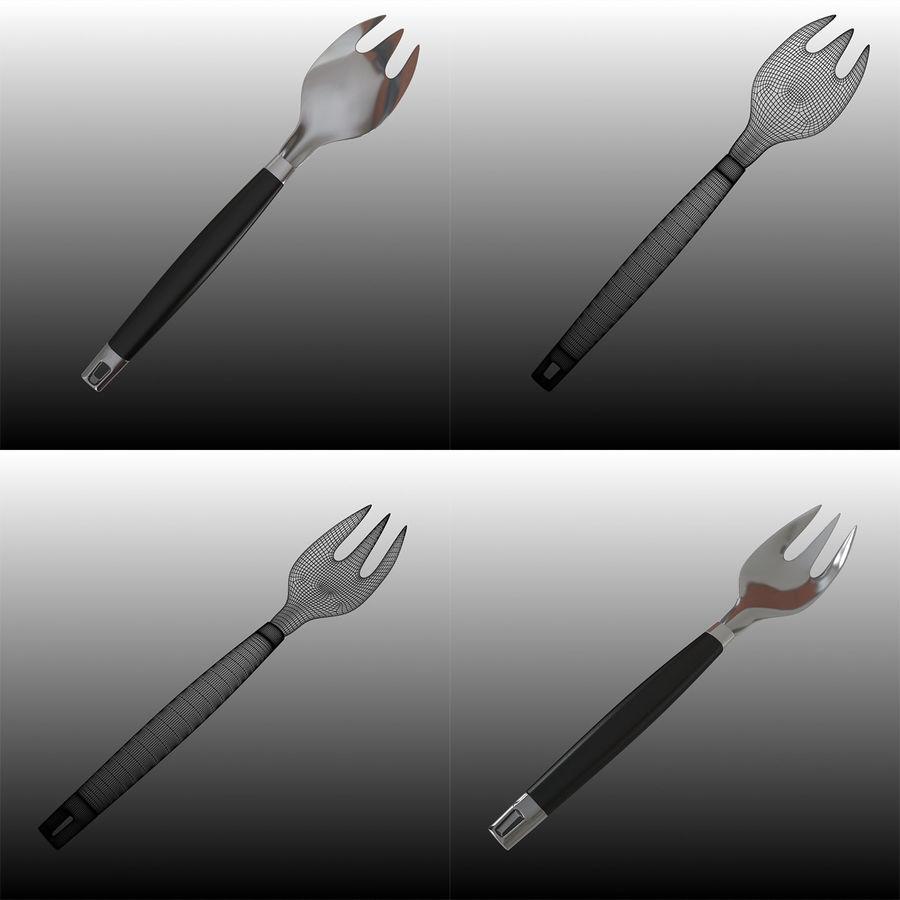 調理器具 royalty-free 3d model - Preview no. 5