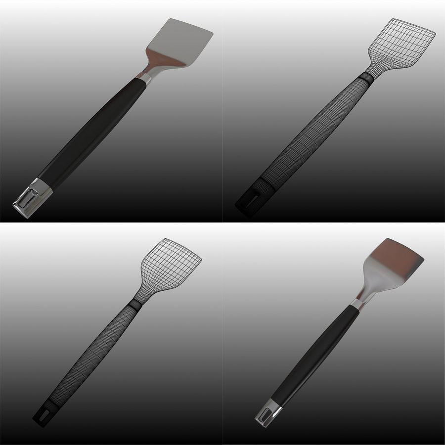 調理器具 royalty-free 3d model - Preview no. 11