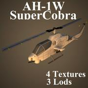 AH1W 3d model