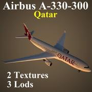 A333 QTR 3d model
