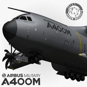 "Airbus A400M ""Grizzly"" 3d model"
