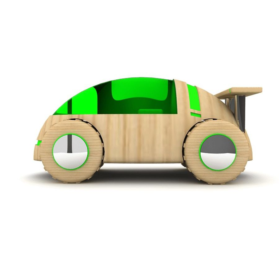 Cars_1 + Cars_2集合 royalty-free 3d model - Preview no. 26