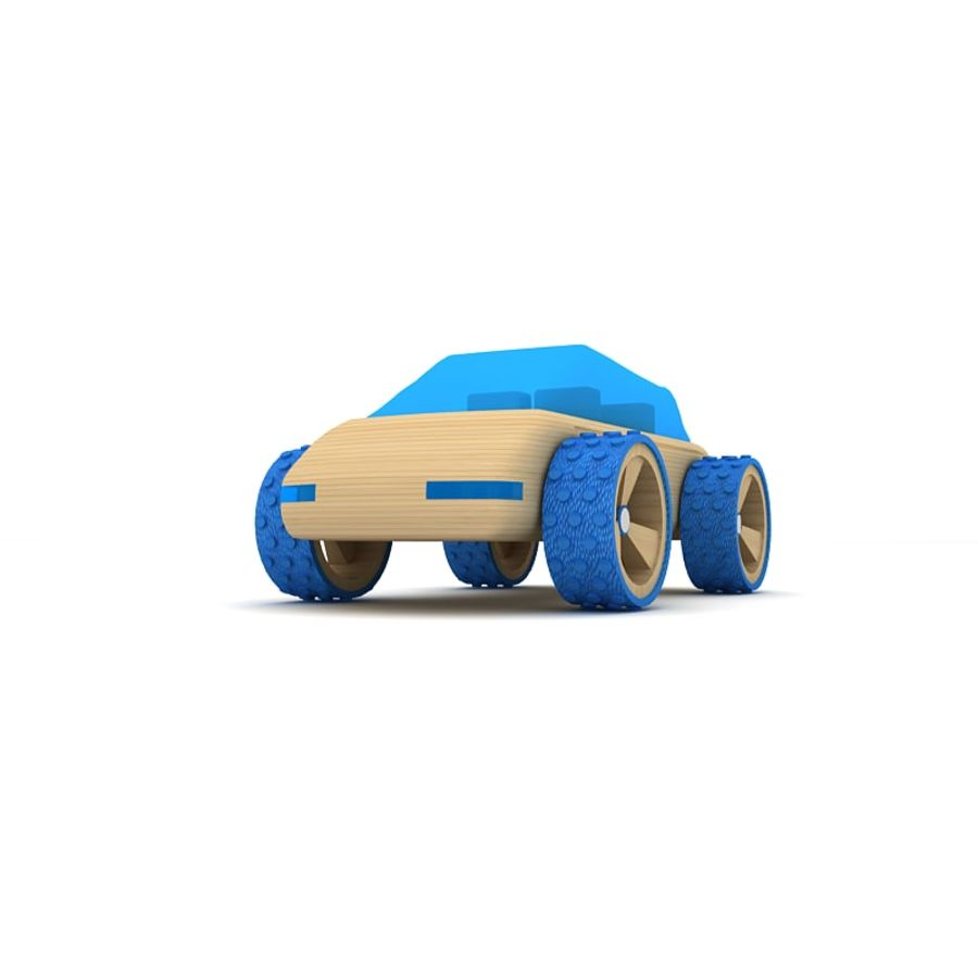 Cars_1 + Cars_2集合 royalty-free 3d model - Preview no. 50