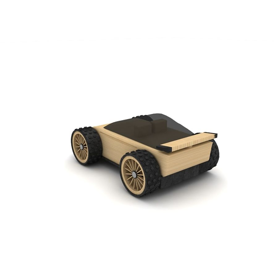 Cars_1 + Cars_2集合 royalty-free 3d model - Preview no. 93