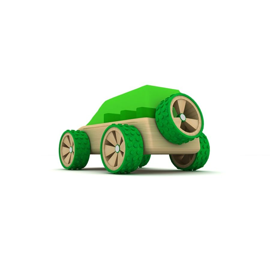 Cars_1 + Cars_2集合 royalty-free 3d model - Preview no. 36