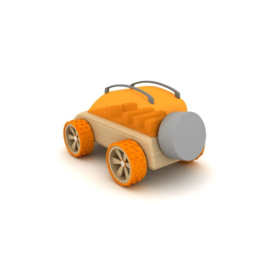 Cars_1 + Cars_2集合 royalty-free 3d model - Preview no. 18