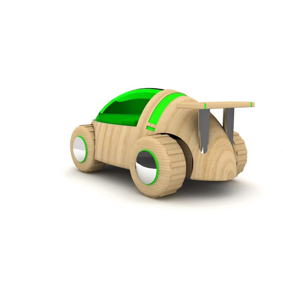 Cars_1 + Cars_2集合 royalty-free 3d model - Preview no. 25