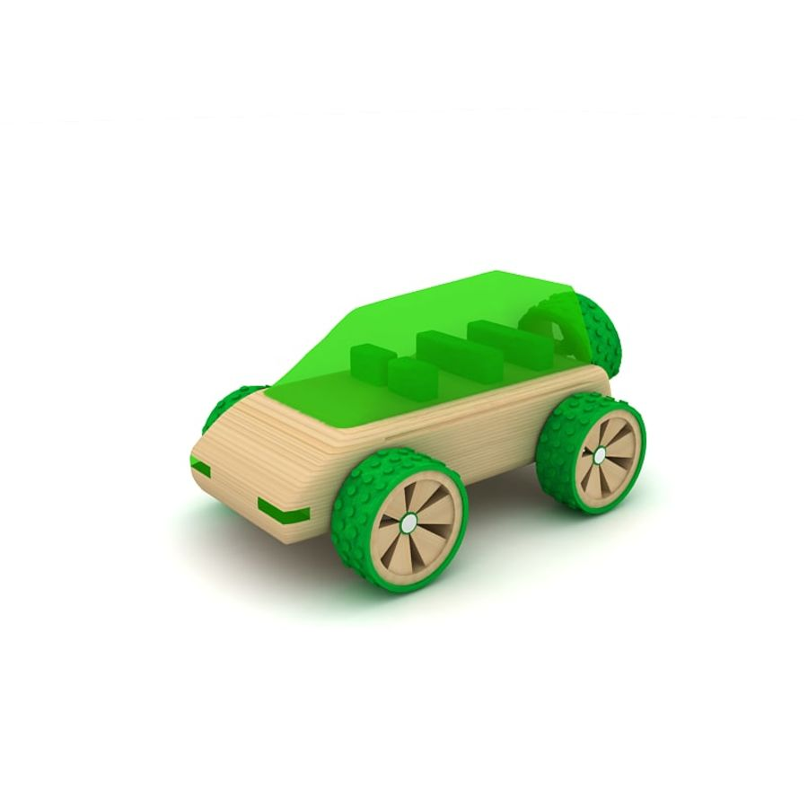 Cars_1 + Cars_2集合 royalty-free 3d model - Preview no. 32