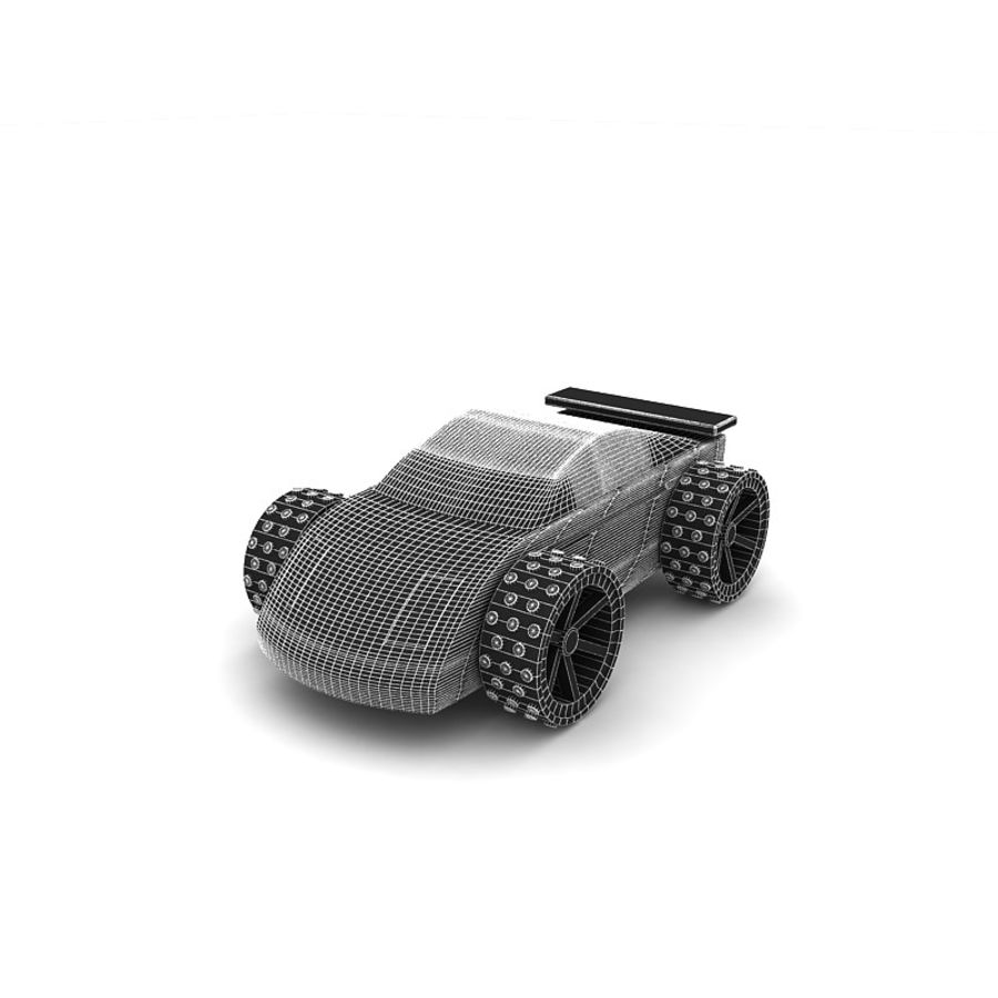Cars_1 + Cars_2集合 royalty-free 3d model - Preview no. 7