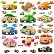 Cars_1 + Cars_2集合 3d model