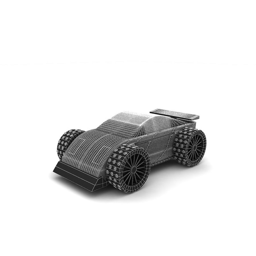 Cars_1 + Cars_2集合 royalty-free 3d model - Preview no. 97