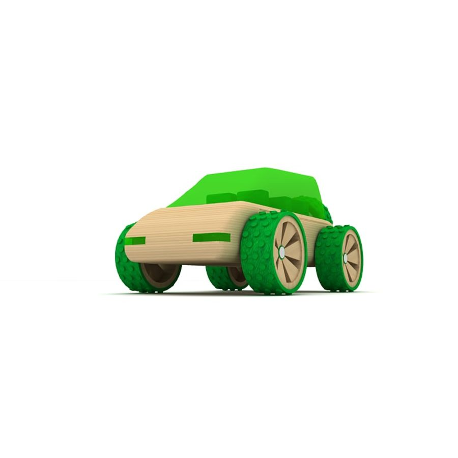 Cars_1 + Cars_2集合 royalty-free 3d model - Preview no. 35