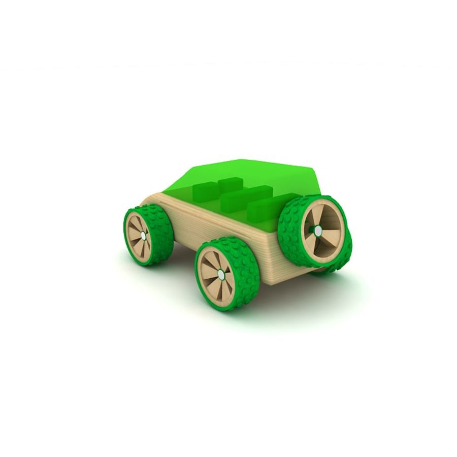 Cars_1 + Cars_2集合 royalty-free 3d model - Preview no. 33
