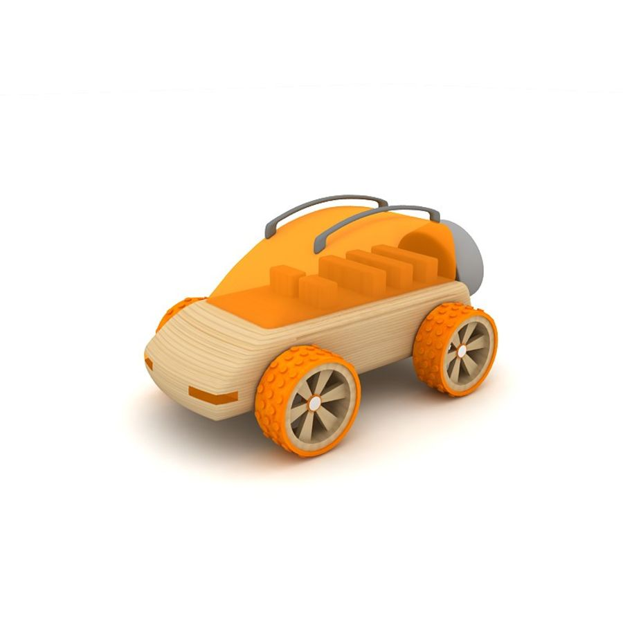Cars_1 + Cars_2集合 royalty-free 3d model - Preview no. 17