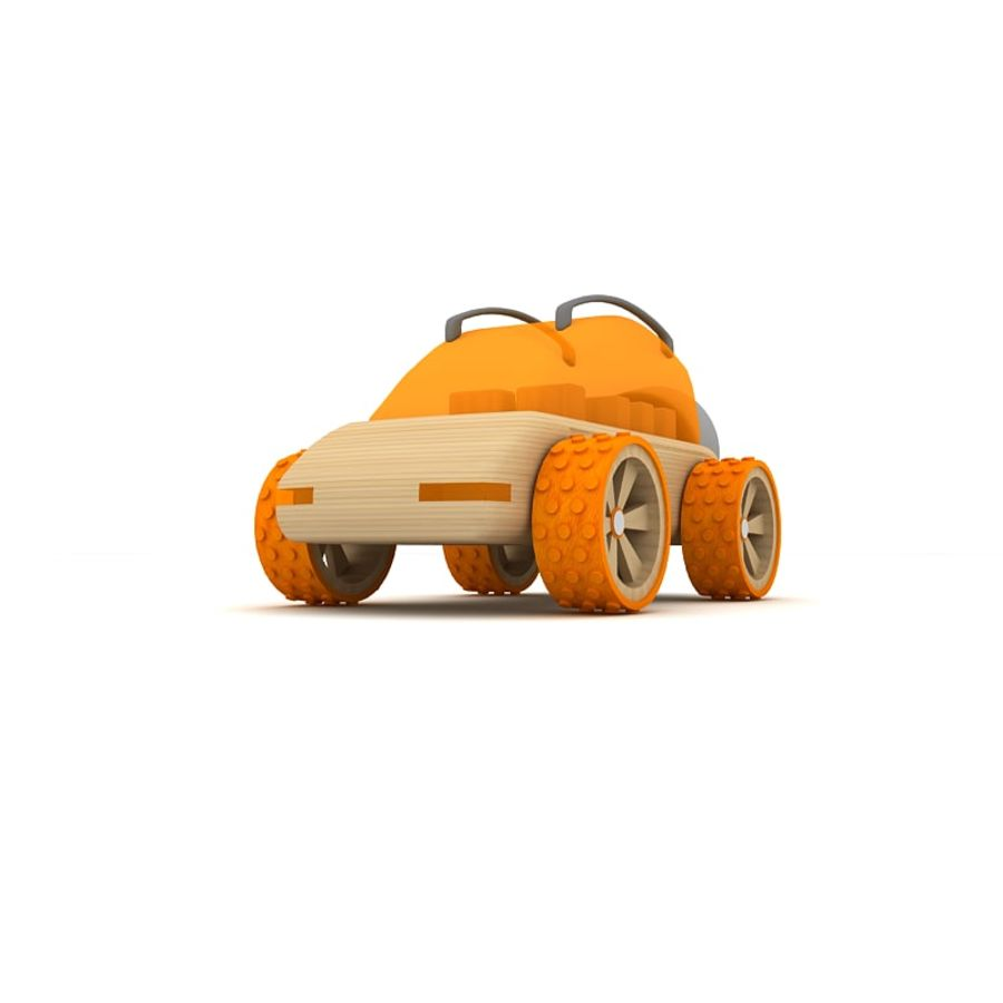 Cars_1 + Cars_2集合 royalty-free 3d model - Preview no. 20