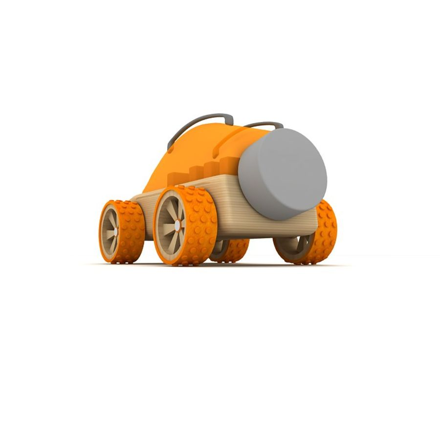 Cars_1 + Cars_2集合 royalty-free 3d model - Preview no. 21
