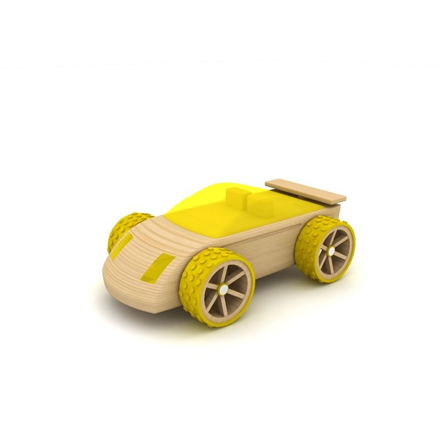 Cars_1 + Cars_2集合 royalty-free 3d model - Preview no. 2