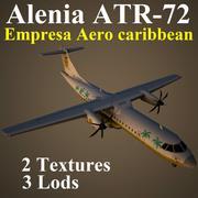 AT72 CRN 3d model