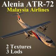 AT72 MAS 3d model