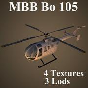 B105 3d model