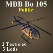 B105 POL 3d model