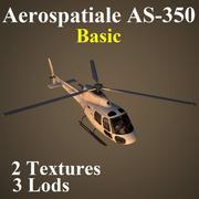 AS50 Basic modelo 3d