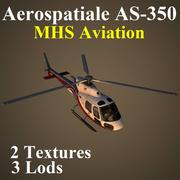 AS50 MHS modelo 3d
