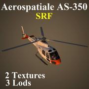 AS50 SRF modelo 3d