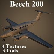 B200 3d model