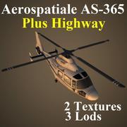 AS65 VIP 3d model
