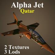AJET QAT 3d model