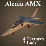 AMX 3d model