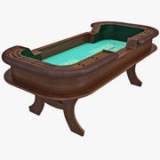 Craps Table 2 3d model