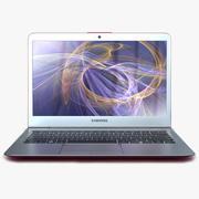 Samsung Ultrabook Pink 3d model