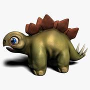 Stegosaurus Hatchling 3d model