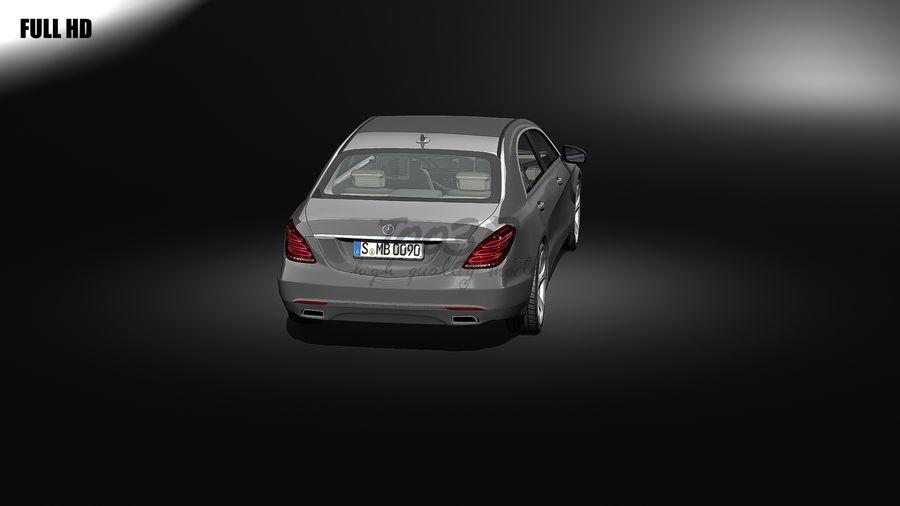 S_klass_L2+int royalty-free 3d model - Preview no. 3