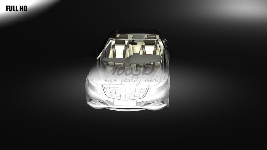 S_klass_L2+int royalty-free 3d model - Preview no. 11