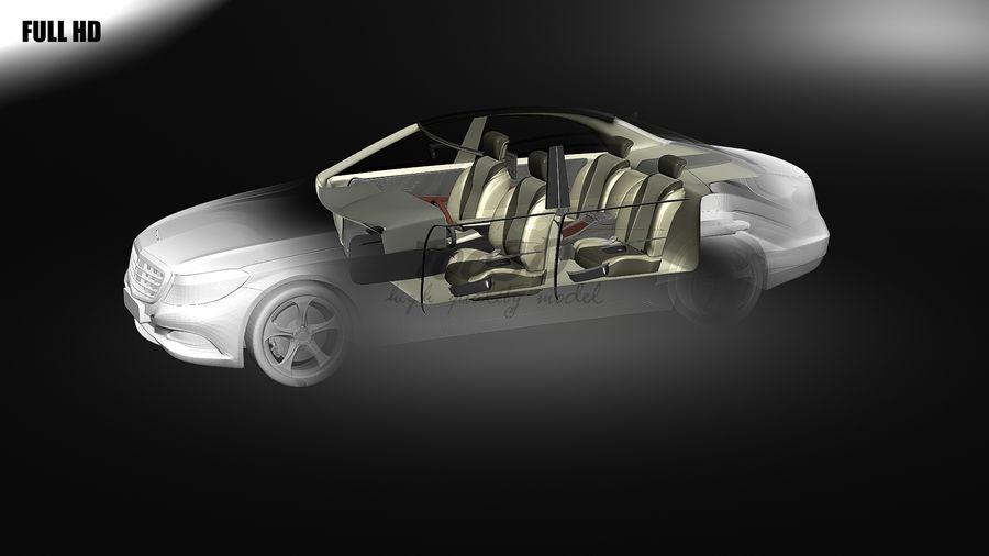 S_klass_L2+int royalty-free 3d model - Preview no. 10
