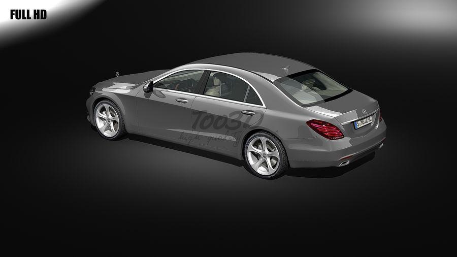 S_klass_L2+int royalty-free 3d model - Preview no. 4