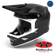 Kabuto - Fiber Carbon Helm 3d model