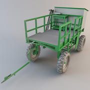 Robotic Harvester Strawberry 3d model