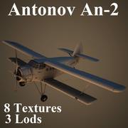 AN2 3d model