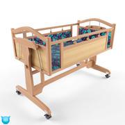 Bebek Salıncağı 3d model