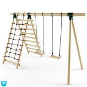 Yard Swing 3d model