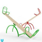Baby swing 3d model