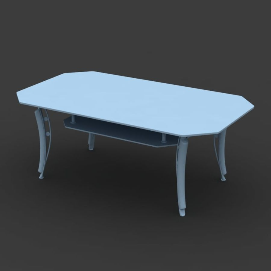 Centerbord 08 royalty-free 3d model - Preview no. 5