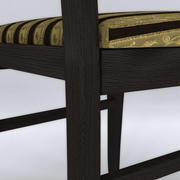Modern stol D31 3d model