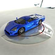 SportsCar_byGerzzo 3d model