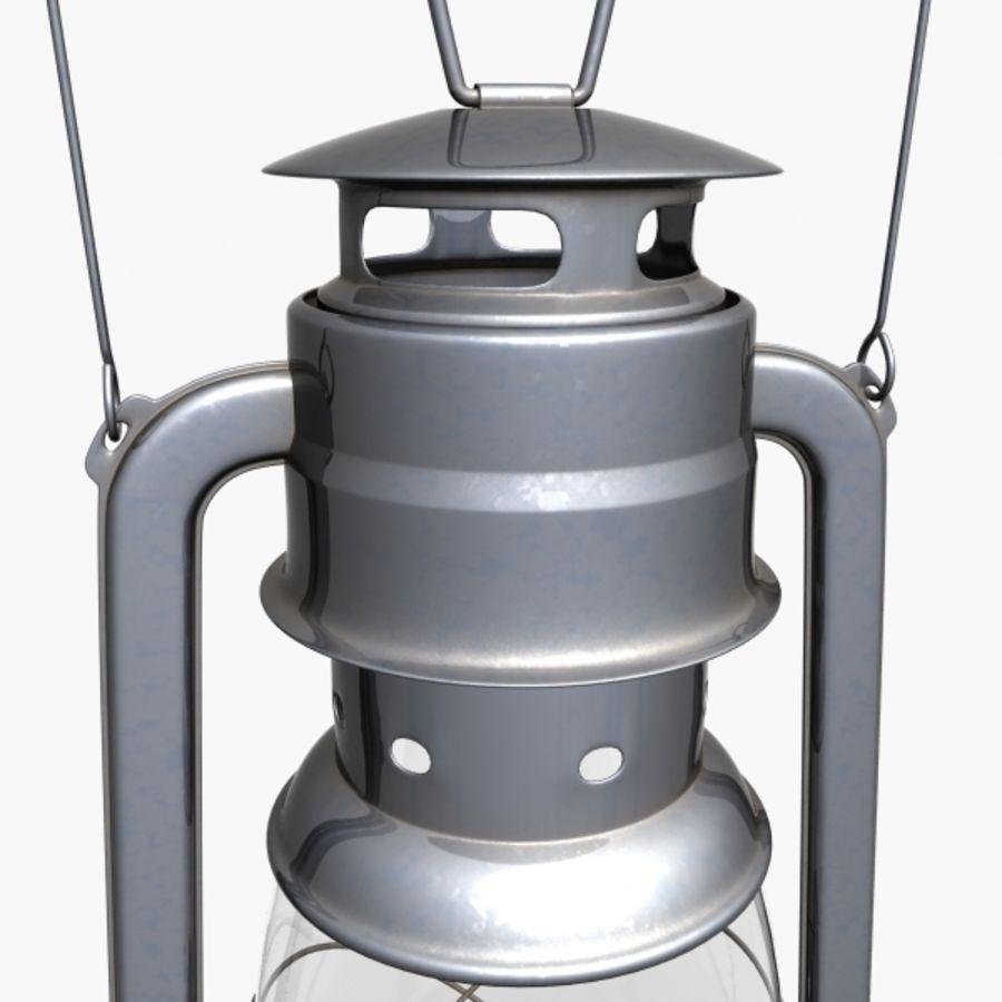 Eski fener royalty-free 3d model - Preview no. 5