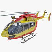 Eurocopter EC145 3d model